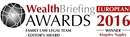 WealthBriefing Awards