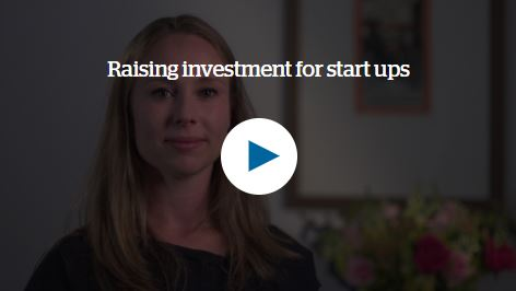 Are you a founder of a start up? Roberta Draper guides you through the investment process